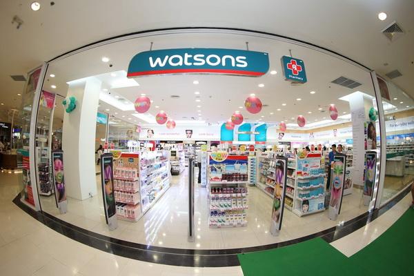 05. Watsons store