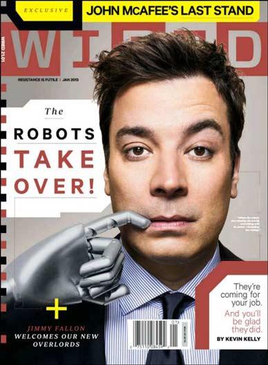 Wired ฉบับมกราคม 2556