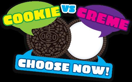 cookie vs creme