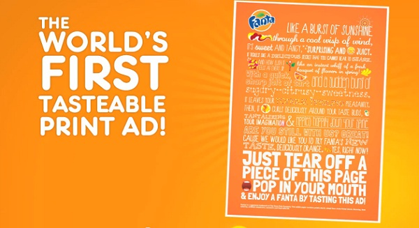 fanta world taste
