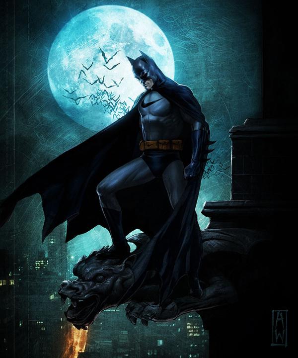 hero Batman Nike