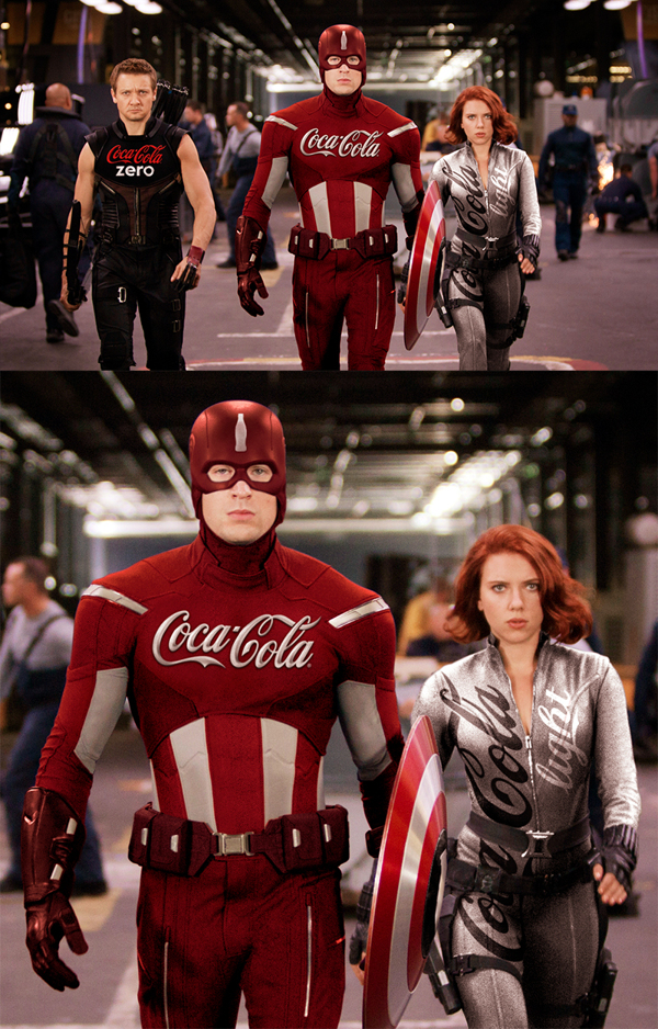 hero cocacola