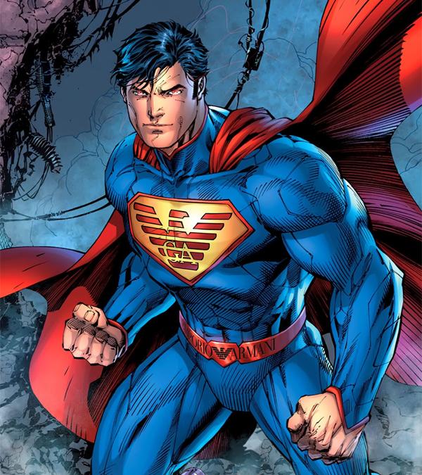 hero superman
