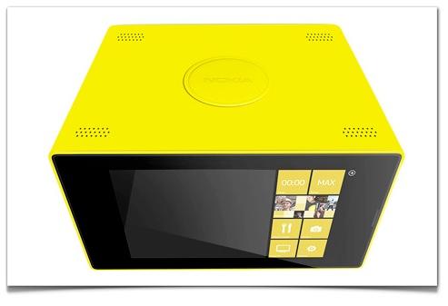 Nokia-Microwave