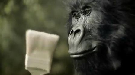 Darwin was wrong APES