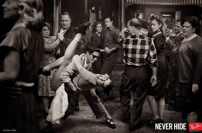 Legend ray_ban_bronx_never_hide_1956