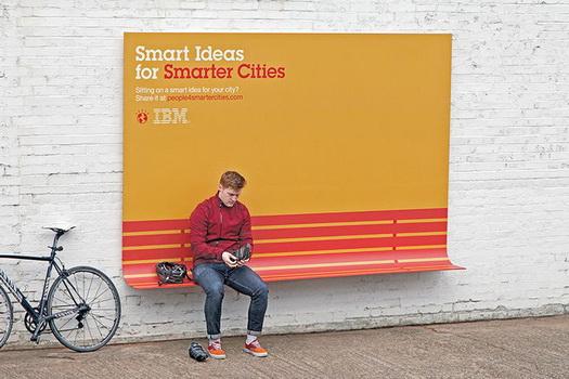 Bench IBM