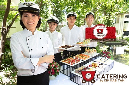Catering by KinKabTan