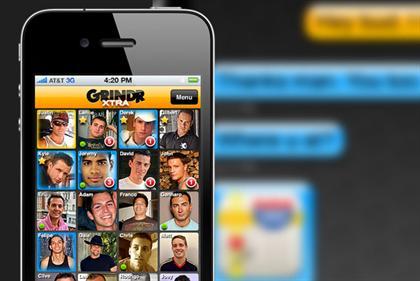Grindr app Cannes Lions