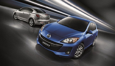 Mazda3 IPM