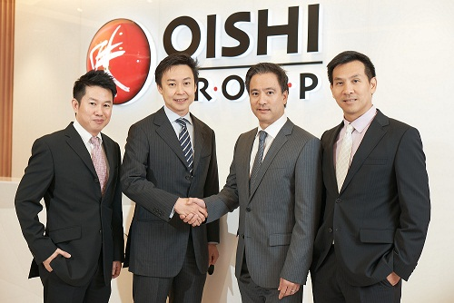 Oishi management team