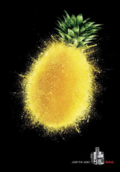 Pineapple Tefal BBDO Thailand