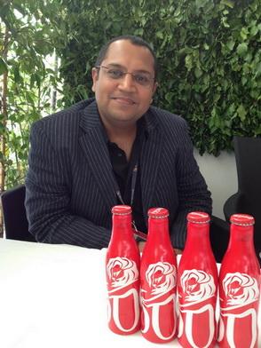 Pratik Thakar Coca Cola Asia Pacific