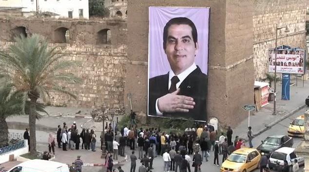 The Return of Dictator Ben Ali Ogilvy Tunis
