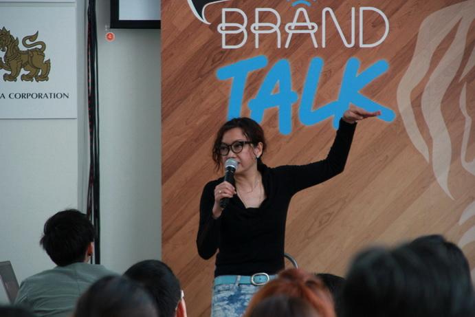 brand talk cannes lions Jureepon Thaidamrong