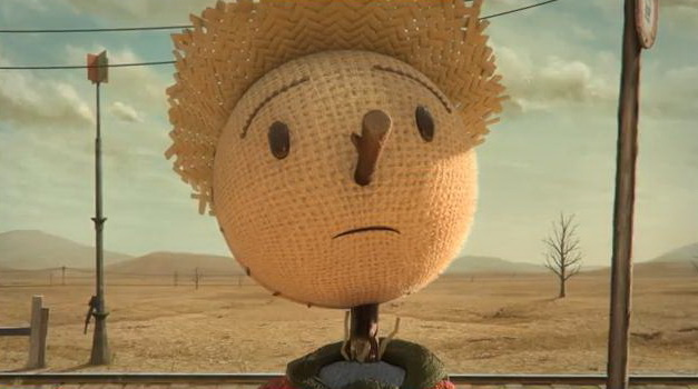 Chipotle The Scarecrow TVC
