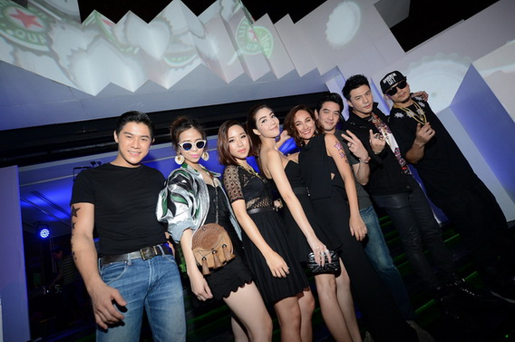 Heineken A star Is Reborn Launch Party (1)