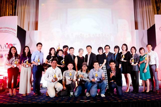 MAAT Award 2013 Winners