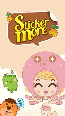 StickerMore