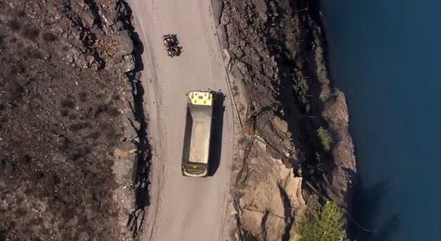 Volvo Hamster Stunt 2