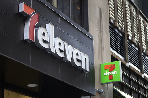 7 eleven Repositioning