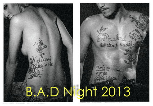 BAD Night 2013 poster-tile