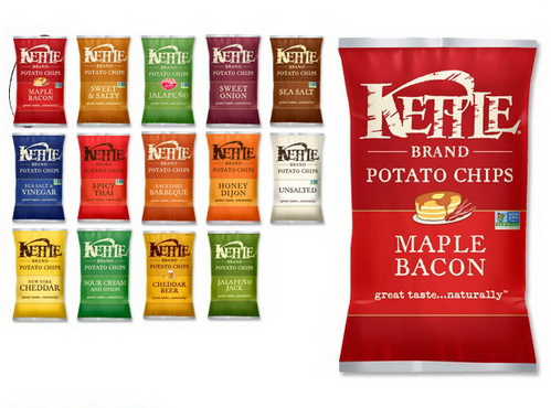 Kettle maple bacon