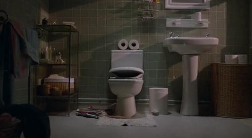 thank you toilet