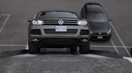 volkswagen free parking