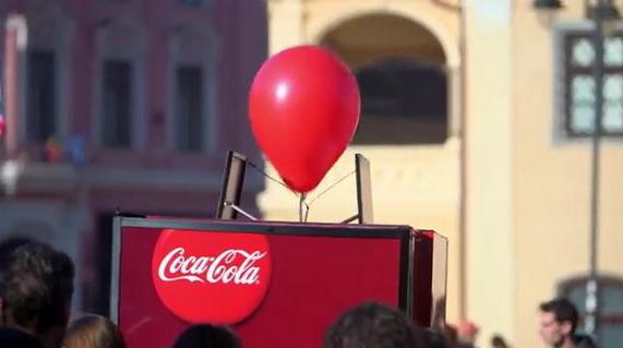 Coca Cola Christmas Balloons 4