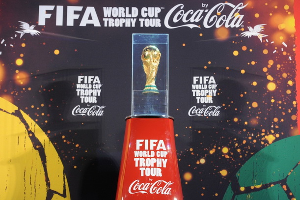 FIFA World cup Trophy Tour Thailand (1)