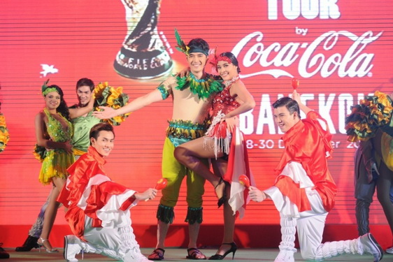 FIFA World cup Trophy Tour Thailand (2)