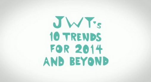JWT 10 trends 2014