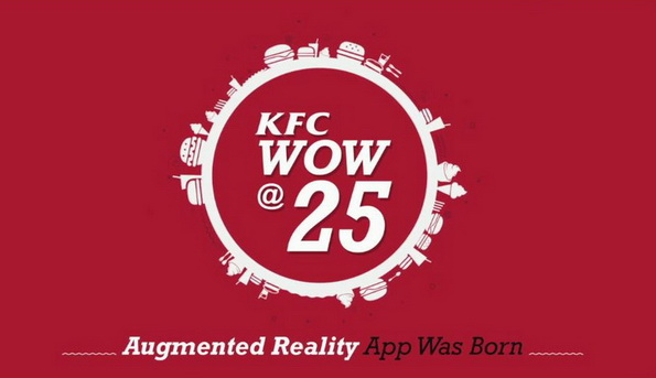 KFC wow 25 app