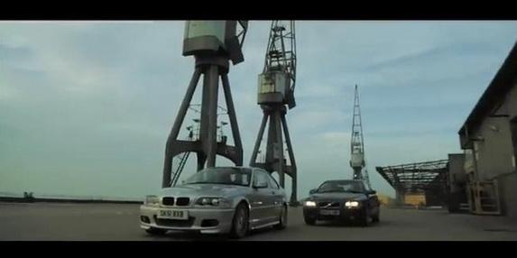 Kitkat car chase