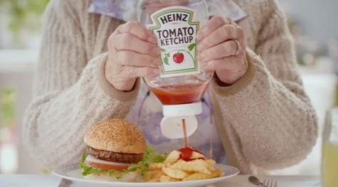 Heinz Hum super Bowl commercials 2