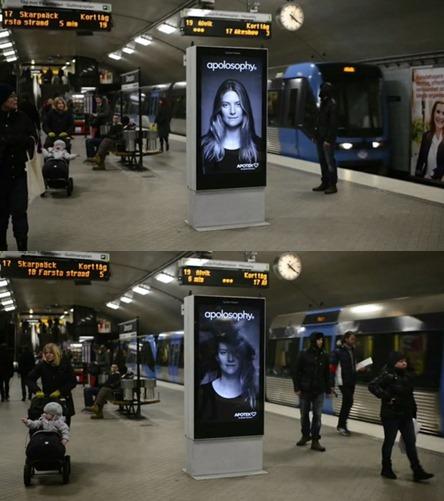 apotek real time billboard sweden-vert