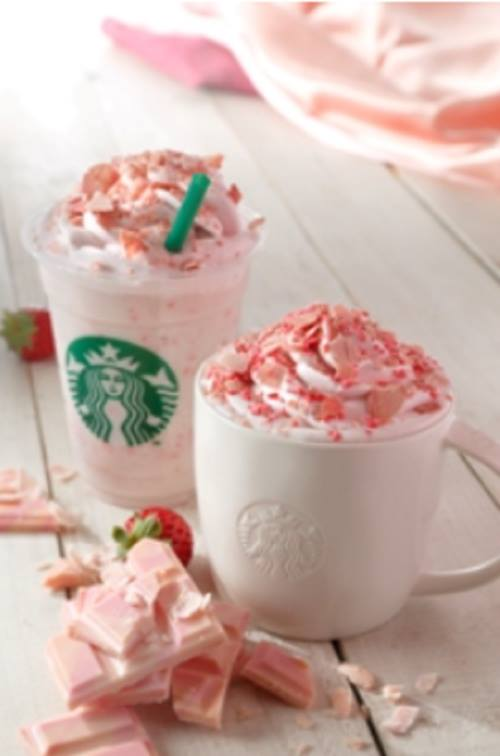 starbucks japan sakura latte