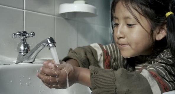 Colgate Water Saving Ad