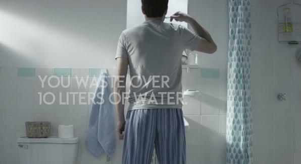 Colgate Water Saving Ad2