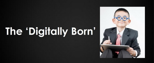 digitally born