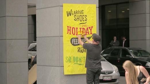 flip_flops_towel billboard