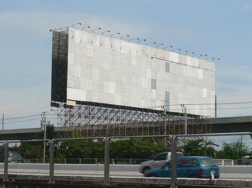 billboard bangkok