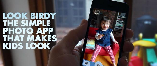 look birdy app camera