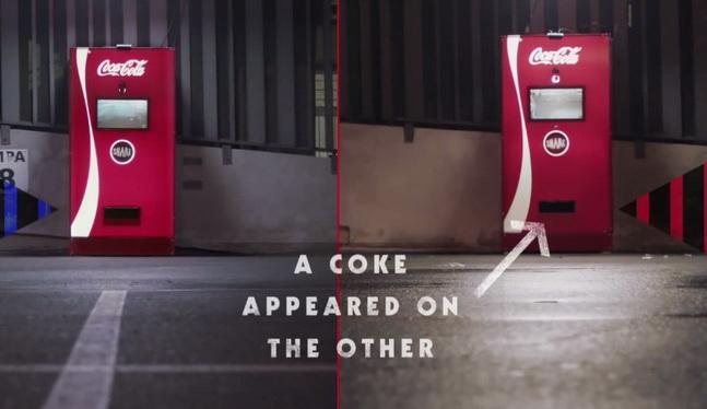 Coca-Cola Fair Play Machines 4