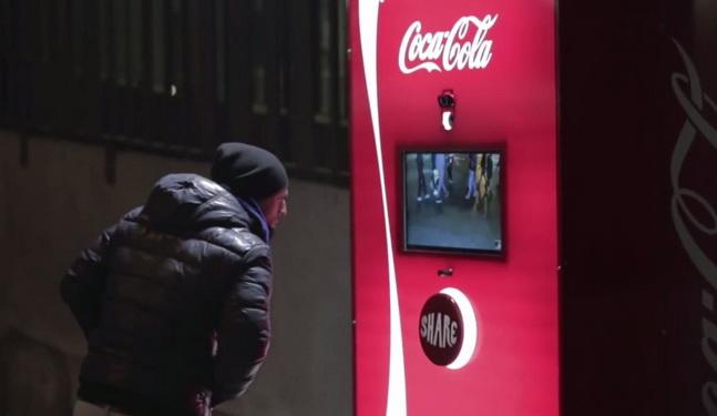 Coca-Cola Fair Play Machines