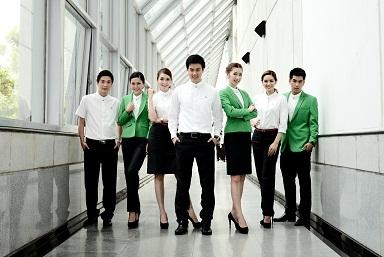 KBank Uniform 1