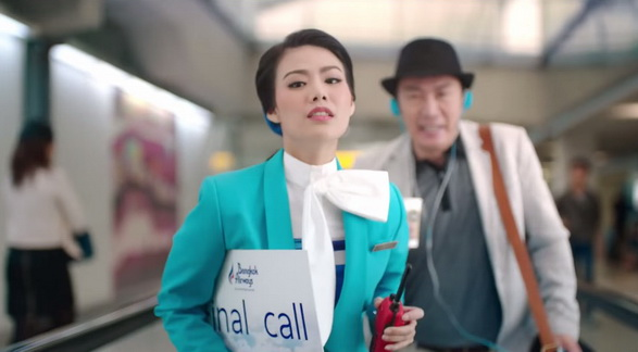 bangkok airways new tvc 4