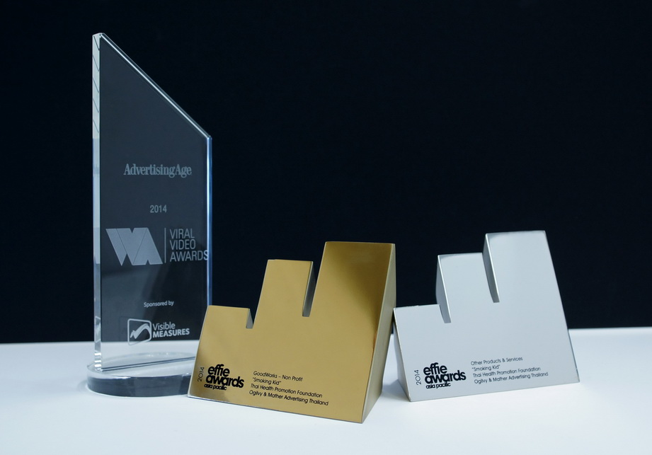 effie awards & Advertising Age Ogilvy Mather bangkok