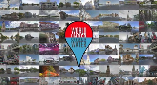 google street view World Under Water cover